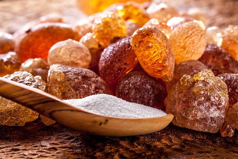 Gum Arabic Mahnaz Food