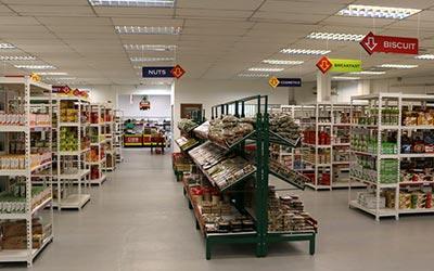 Headquarters Mahnaz Food