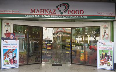 Jalan Ipoh Mahnaz Food